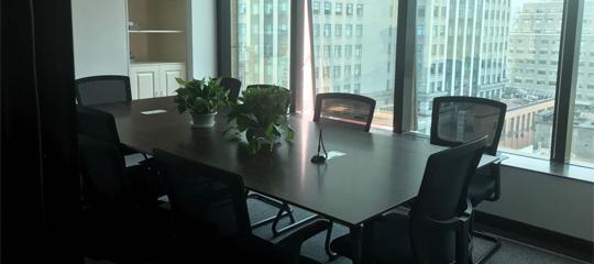 上海顺商律师事务所 会议室